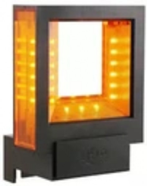 Lampa ostrzegawcza DTM QUADRO 24V i 230V