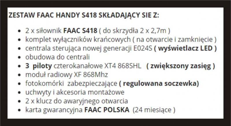 ZESTAW S418 OPI